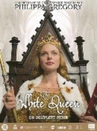 WHITE QUEEN PAL/REGION 2 // W/ REBECCA FERGUSON, AMANDA HALE TV SERIES, DVDNL