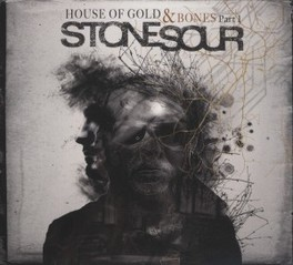 HOUSE OF GOLD & BONES 1 STONE SOUR, CD