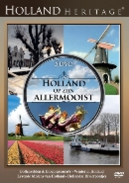 Holland Heritage - Holland op zijn allermooist (5DVD)