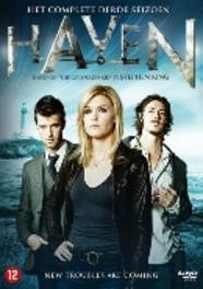 Haven seizoen 3 (4-DVD)