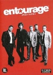DVD Entourage seizoen 4
