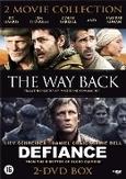Defiance/Way back, (DVD)