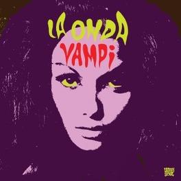 LA ONDA VAMPI V/A, CD