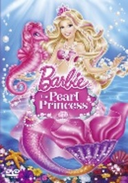 DVD Barbie De Parel Prinses
