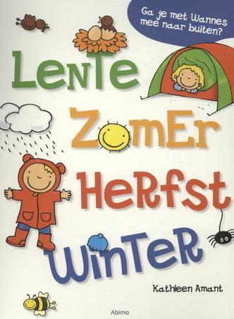 Lente, zomer, herfst, winter