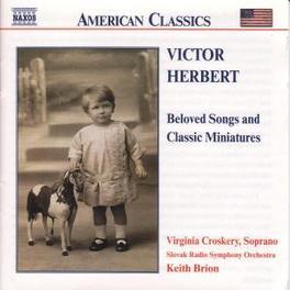 BELOVED SONGS V. HERBERT, CD