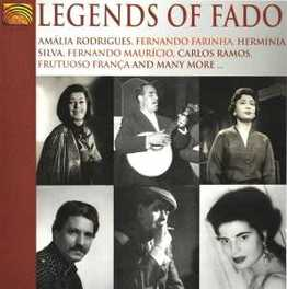 LEGENDS OF FADO V/A, CD
