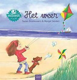 Het weer Willewete, Suzan Boshouwers, Hardcover