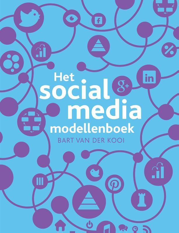 Het social media modellenboek Van der Kooi, Bart, Paperback