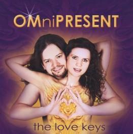 OMNIPRESENT LOVE KEYS, CD