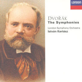 CPTE SYMPHONIES KERTESZ Audio CD, A. DVORAK, CD