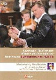 Ludwig van Beethoven - Symfonie 4, 5 & 6