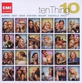 10 TENTHING, CD