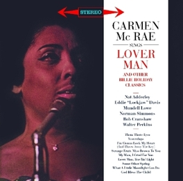 SINGS LOVER MAN AND.. .. OTHER BILLIE HOLIDAY CLASSICS CARMEN MCRAE, CD