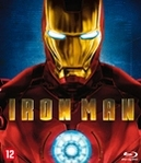 Iron man, (Blu-Ray)