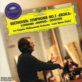 SYMPHONIE NO.3 'EROICA' LA PO/GIULINI Audio CD, L. VAN BEETHOVEN, CD