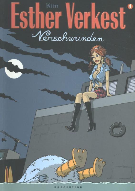 Esther Verkest verschwunden Esther Verkest, Duchateau, Kim, Paperback