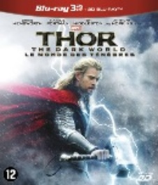 Thor - The Dark World 3D