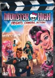Monster High - Licht, Camera, Griezelen Maar!