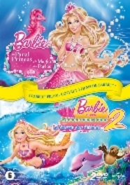 Barbie - De Parel Prinses & In Een Zeemeermin Avontuur 2