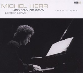 INTUITIONS RE-RELEASE MICHEL HERR, CD