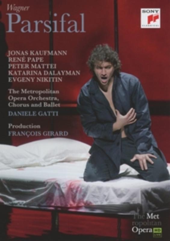 PARSIFAL DANIELE GATTI Daniele Gatti, DVD