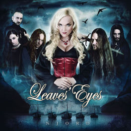 NJORD Audio CD, LEAVES EYES, CD
