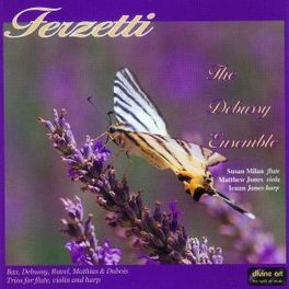TERZETTI DEBUSSY/RAVEL/MATHIAS/DUBOIS: TERZETTI DEBUSSY ENSEMBLE, CD