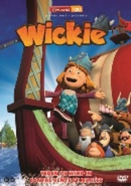 DVD Wickie de Vicking: Tegen de wind in