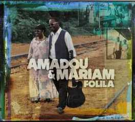 FOLILA AMADOU & MARIAM, CD