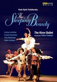 Kirov, Lezhnina,Ruzimatov - The Sleeping Beauty Montreal 1989