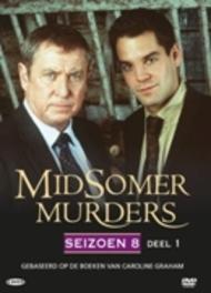 Midsomer Murders - Seizoen 8, Deel 1 (4DVD)