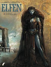 ELFEN 01. HET KRISTAL VAN DE BLAUWE ELFEN 1/10 ELFEN, Istin, Jean-Luc, Paperback