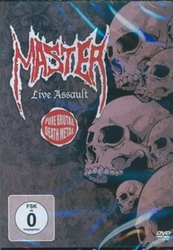 Master - Live Assault, (DVD)
