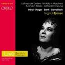 LIVE RECORDINGS 1955-1971 BAYERISCHE STAATSOPER/INBAL/HAGER
