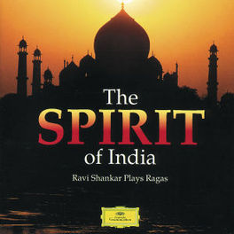 SPIRIT OF INDIA Audio CD, RAVI SHANKAR, CD