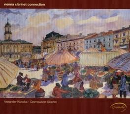VIENNA CLARINET CONNECTIO VIENNA CLARINET CONNECTION Audio CD, KUKELKA, CD