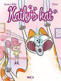 KATHY'S KAT 01. DEEL 1 KATHY'S KAT, RAMON, YRGANE, CAZENOVE, CHRISTOPHE, Paperback
