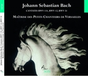 CANTATES BWV12, 51,131...