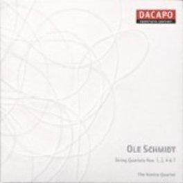 STRING QUARTETS VOL.1 KONTRA QUARTETT O. SCHMIDT, CD