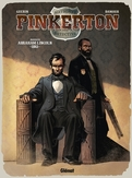 PINKERTON 02. DOSSIER LINCOLN - 1861