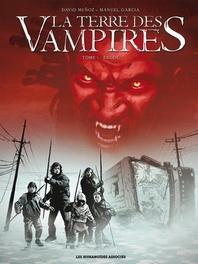 LAND VAN DE VAMPIERS 01. EXODUS LAND VAN DE VAMPIERS, Muñoz, David, Paperback