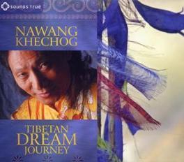 TIBETAN DREAM JOURNEY NAWANG KHECHOG, CD