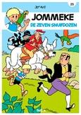 JOMMEKE 025. DE ZEVEN...