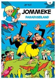 JOMMEKE 012. PARADIJSEILAND JOMMEKE, Nys, Jef, Paperback