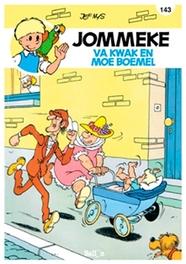 JOMMEKE 143. VA KWAK EN MOE BOEMEL JOMMEKE, Nys, Jef, Paperback