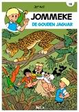 JOMMEKE 016. DE GOUDEN JAGUAR