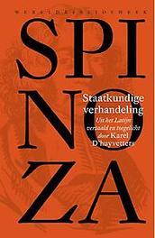 Staatkundige verhandeling De Spinoza, Benedictus, Paperback
