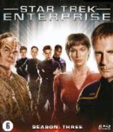 Star trek enterprise - Seizoen 3, (Blu-Ray) BILINGUAL TV SERIES, Blu-Ray
