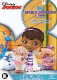 DOC MC STUFFINS VOL.2 PAL/REGION 2-BILINGUAL // TIME FOR YOUR CHECK UP ANIMATION, DVDNL